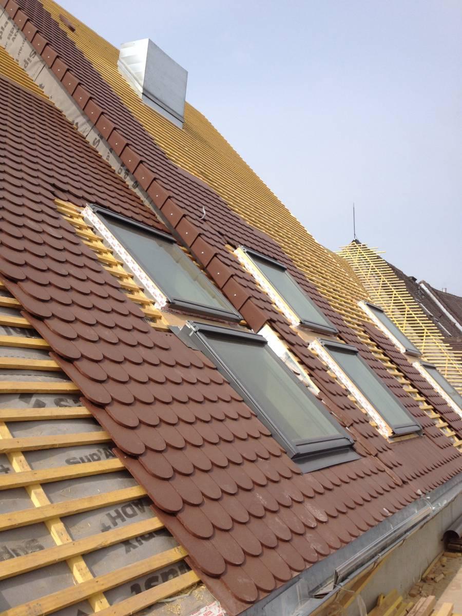 Pose de fenêtres de toit Bellevigny 85170